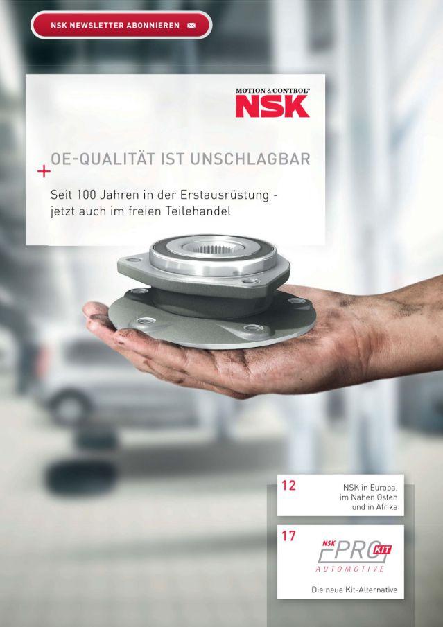 Automotive Aftermarket Einführung- Veröffentlichung