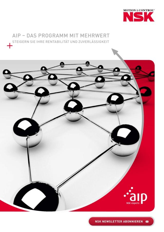 AIP (Added Value Programme) - Das Programm zur Effizienzsteigerung
