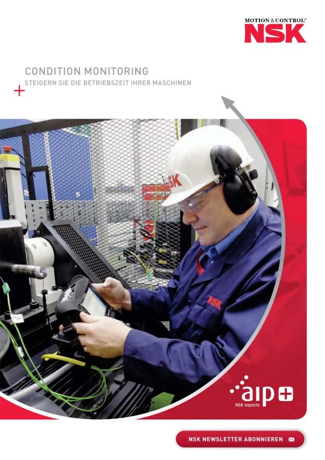 Condition Monitoring - Steigern Sie Die Betriebszeit Ihrer Maschinen