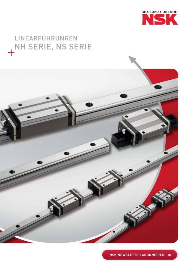 Linearführungen - NH Serie, NS Serie