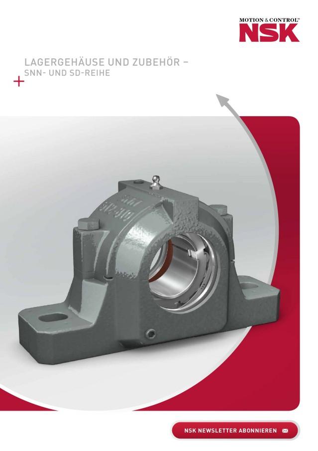 Lagergehäuse und Zubehör - SNN- und SD-Reihe