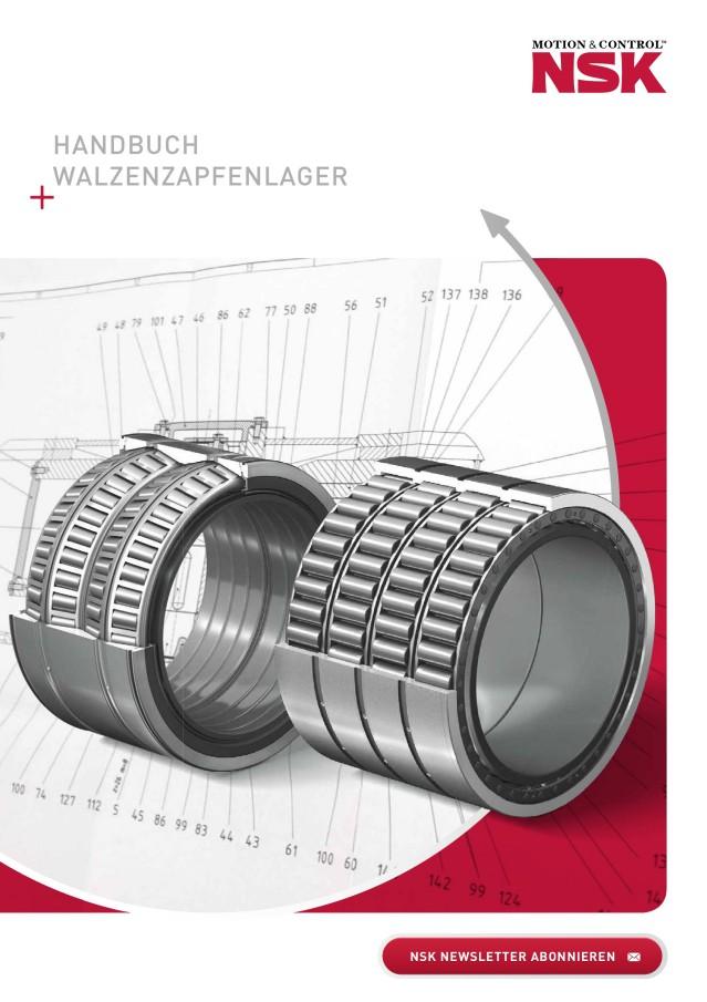 Handbuch - Walzenzapfenlager