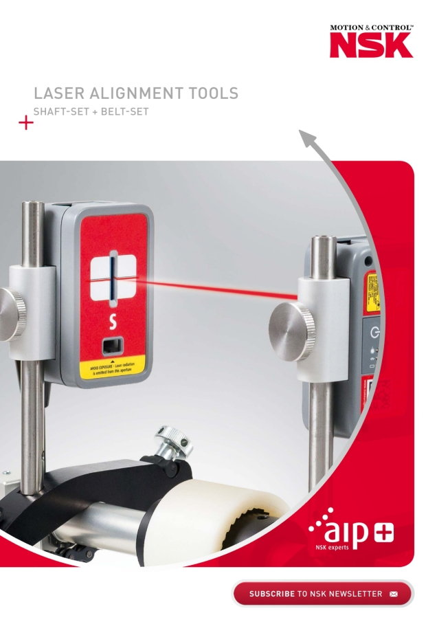 Laser Alignment Tools - Shaft-Set + Belt-Set