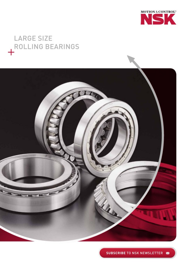 Large Size Rolling Bearings