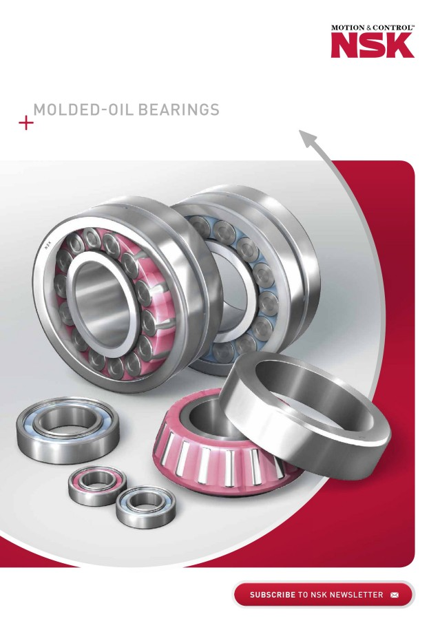 Molded-Oil Bearings