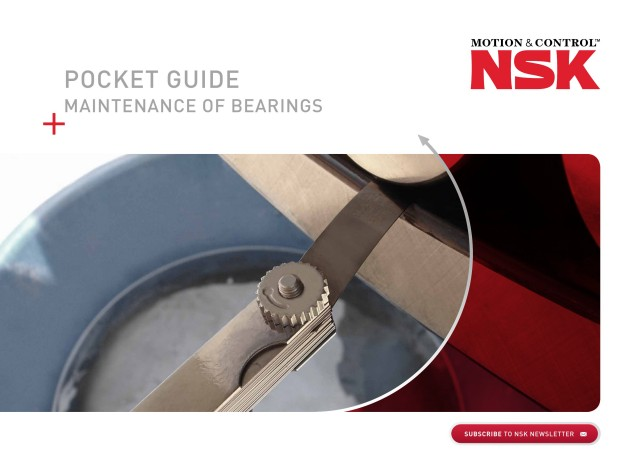 Pocket Guide Maintenance of Bearings