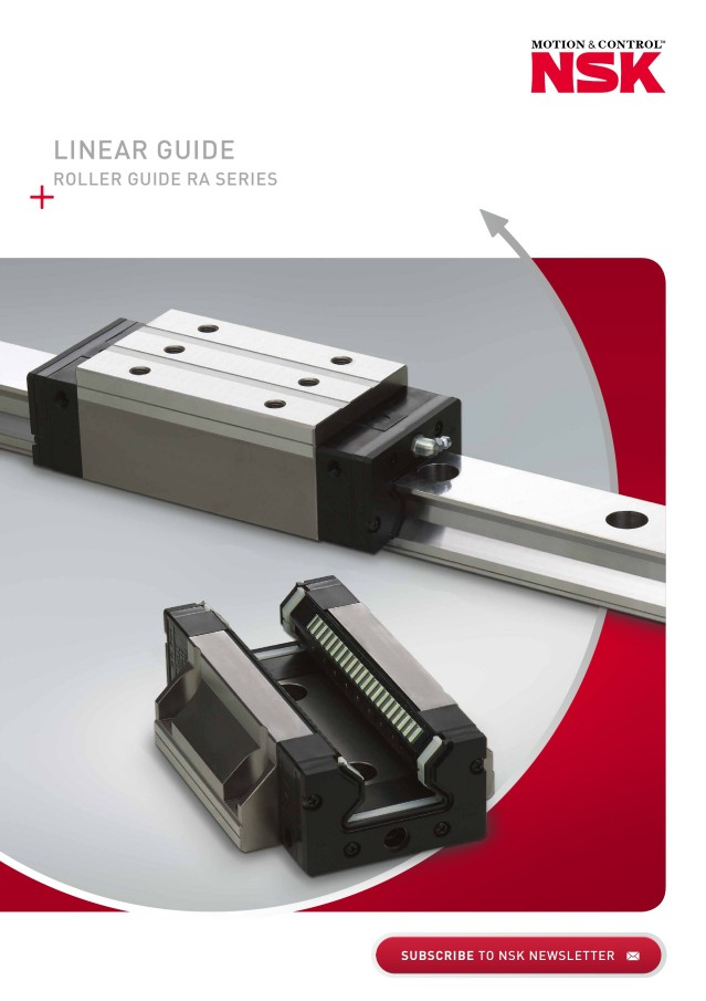 Linear Guides - RA Series