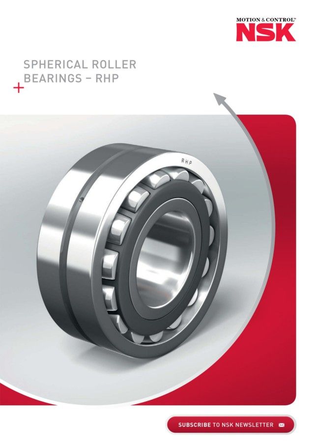 RHP - Spherical Roller Bearings