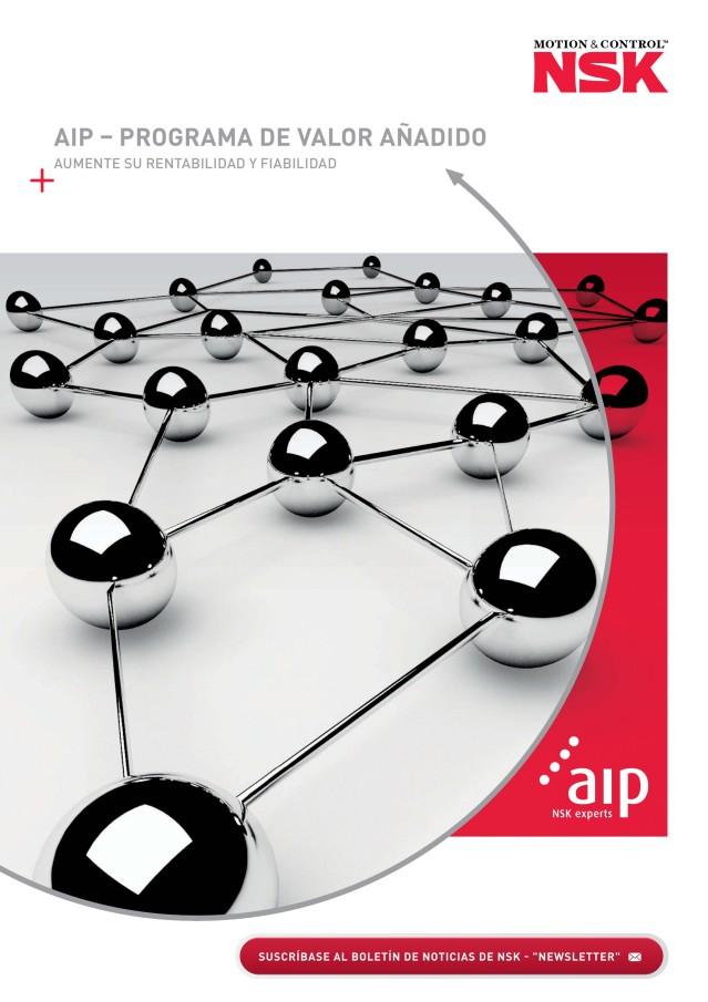 AIP - Programa de Valor Añadido Aumente su Rentabilidad y Fiabilidad