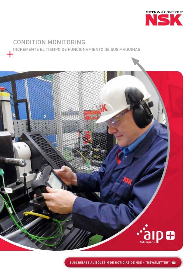 Condition Monitoring - Incremente El Tiempo de Funcionamiento de Sus Máquinas