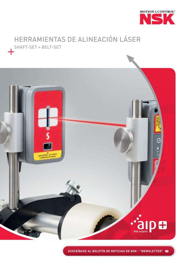 Herramientas de Alineación Láser - Shaft-Set + Belt-Set