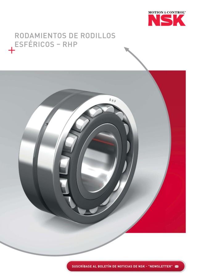 Rodamientos de Rodillos Esféricos RHP