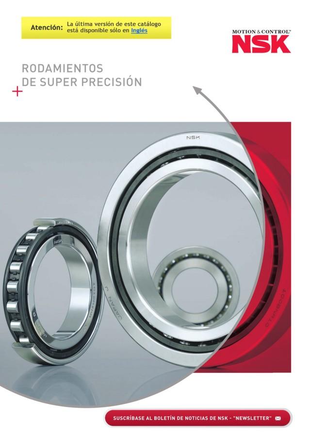 Rodamientos de Super Precisión
