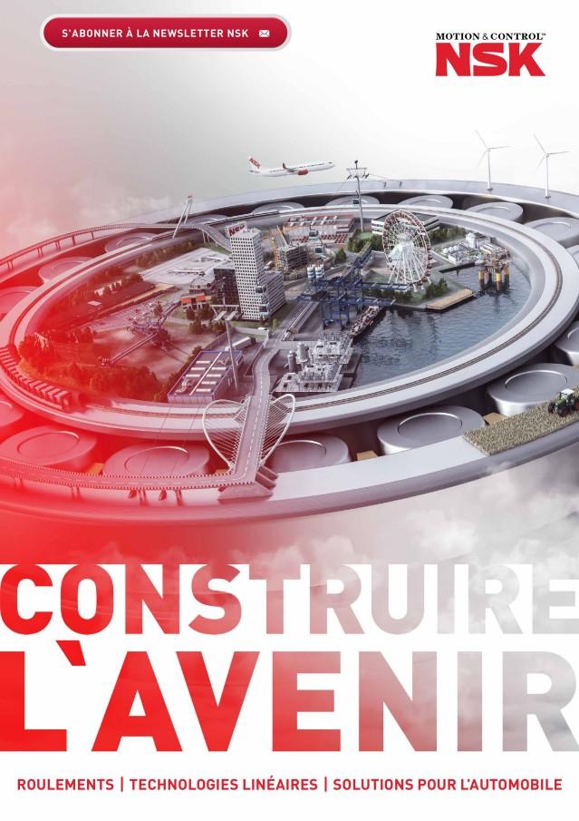 La Précision en mouvement Roulements, Systèmes Linéaires, Components Automobiles
