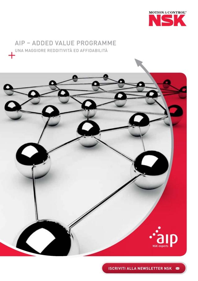 AIP - Il programma a valore aggiunto una maggiore redditivita ed affidabilità