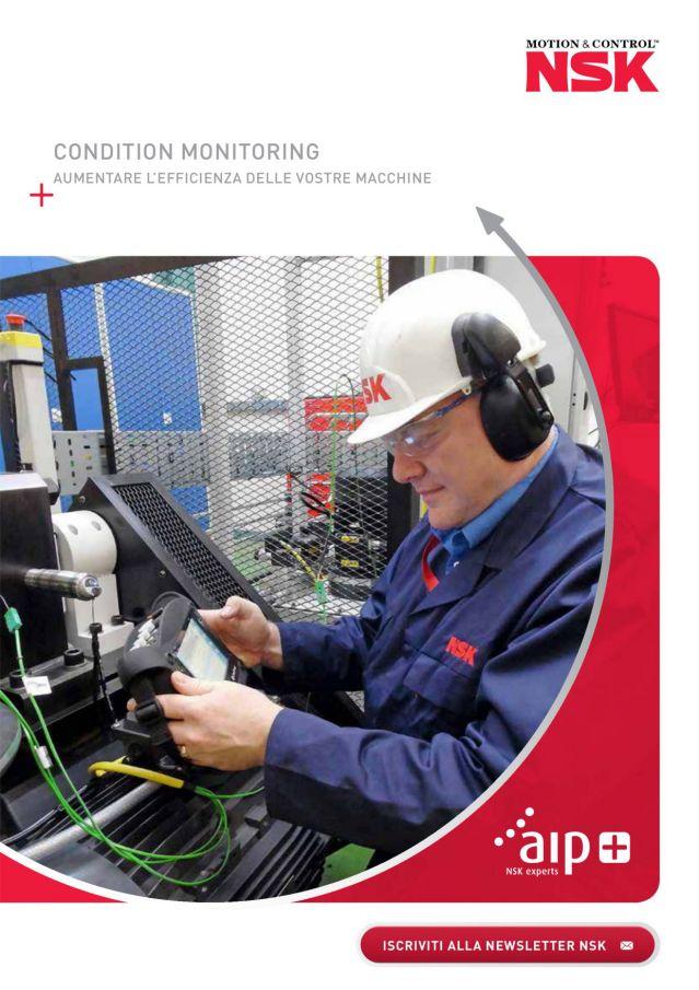 Condition monitoring - Aumentare l'efficienza delle vostre macchine