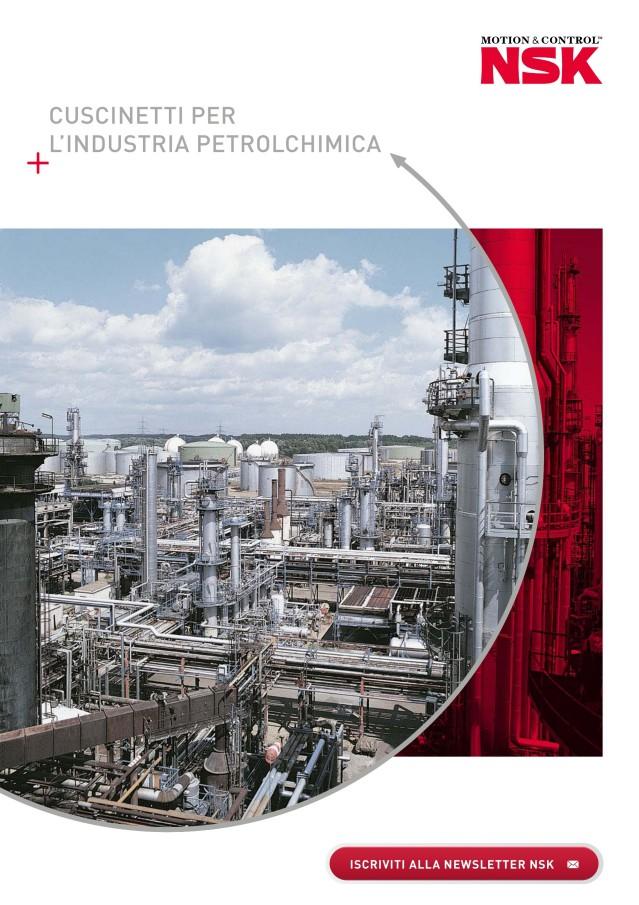 Cuscinetti per l'industria petrolchimica