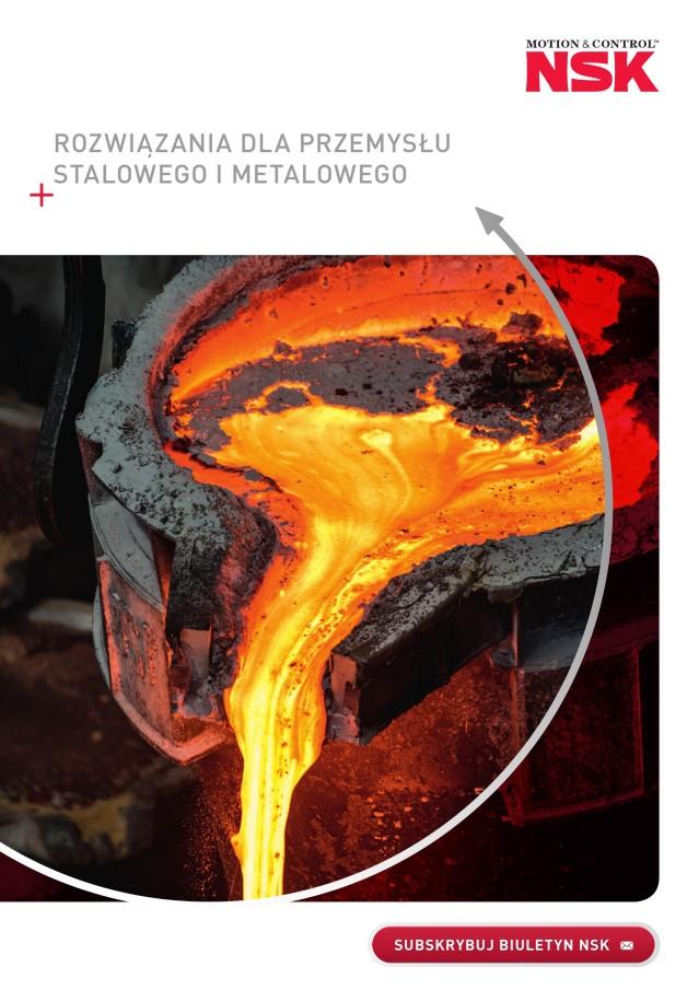 Łożyska dla przemysłu stalowego
