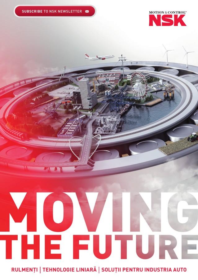 Mişcarea necesită precizie - Rulmenţi, componente liniare, componente auto