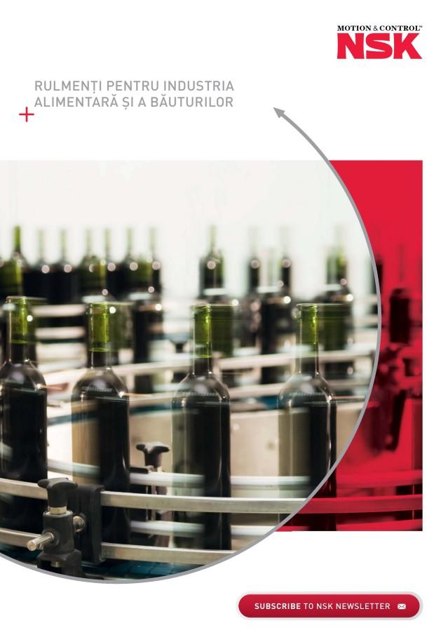 Soluții Pentru Industria Alimentelor Și Băuturilor